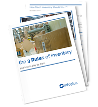 Managing your inventory