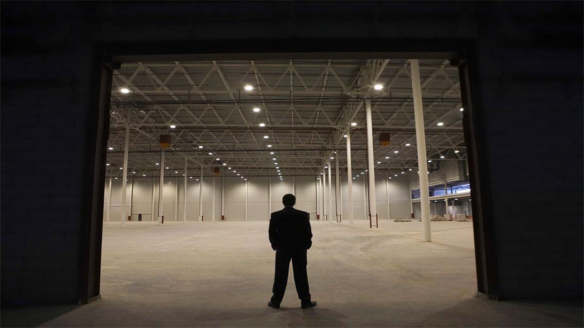 Warehouse Setup